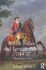 British Politics and Foreign Policy, 1744-57