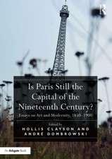 Is Paris Still the Capital of the Nineteenth Century?