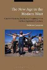 The New Age in the Modern West: Counterculture, Utopia and Prophecy from the Late Eighteenth Century to the Present Day