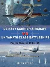 US Navy Carrier Aircraft Vs Ijn Yamato Class Battleships:  Pacific Theater 1944 45