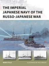 The Imperial Japanese Navy of the Russo-Japanese War