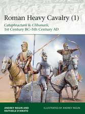 Roman Heavy Cavalry (1): Cataphractarii & Clibanarii, 1st Century BC–5th Century AD