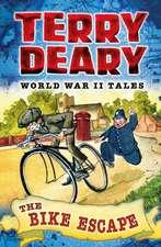 World War II Tales: The Bike Escape