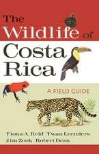 Reid, F: Wildlife of Costa Rica