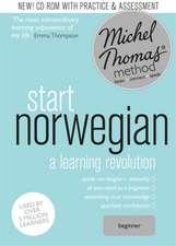 Shury-Smith, A: Start Norwegian (Learn Norwegian with the Mi