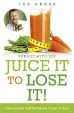 Juice it to Lose it!