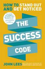 Lees, J: The Success Code