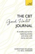 CBT Good Habit Journal