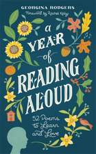 Rodgers, G: A Year of Reading Aloud