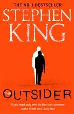 King, S: Outsider