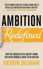 Ambition Redefined