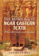 An Anthology of Ancient Mesopotamia Texts