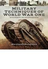 Military Technology of World War One