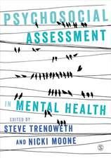 Psychosocial Assessment in Mental Health