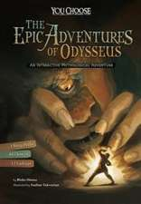 The Epic Adventures of Odysseus