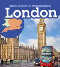 Capital Cities of the United Kingdom Pack A of 3