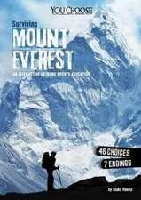 SURVIVING MOUNT EVEREST AN INTERACTIVE E