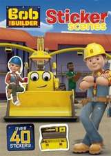 Bob the Builder Sticker Scenes