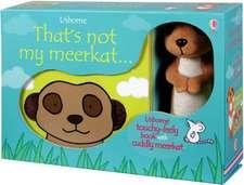Watt, F: That's Not My Meerkat Book and Toy