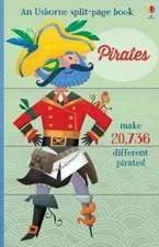 Split Page Books - Pirates