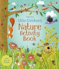 Little Children's Nature Activity Book