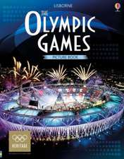 Meredith, S: Olympic Games Picture Book