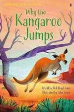 Jones, R: Why the Kangaroo Jumps