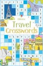 Clarke, P: Travel Crosswords