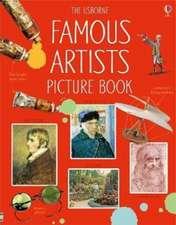 Cullis, M: Famous Artists Picture Book