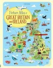 Picture Atlas of Great Britain & Ireland