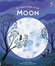 Cowan, L: The Usborne Book of the Moon