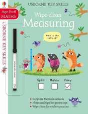 Wipe-Clean Measuring 5-6