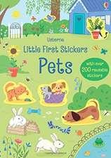 Watson, H: Little First Stickers Pets