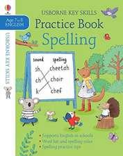 Spelling Practice Pad 7-8
