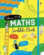 James, A: Maths Scribble Book