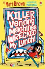 KILLER VENDING MACHINES RUINED MY LUNCH