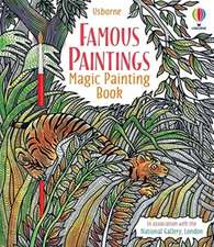 MAGIC PAINTING FAMOUS PAINTINGS