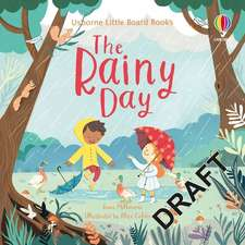 THE RAINY DAY LITTLE BOARD BOOK