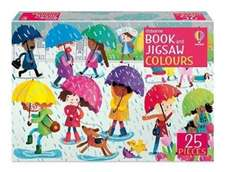 COLOURS BOOK AND JIGSAW