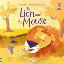 THE LION AND THE MOUSE LITTLE BOARD BOOK