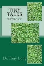 Tiny Talks Volume 2