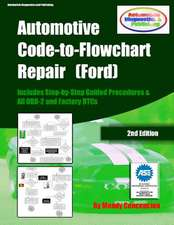Automotive Code-To-Flowchart Repair (Ford)