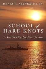 School of Hard Knots