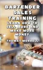 Bartender Sales Training