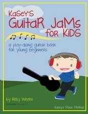 Kasey's Guitar Jams for Kids