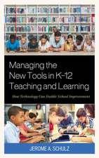 MANAGING NEW TOOLS IN K 12 TEAPB