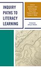INQUIRY PATHS TO LITERACY LEARCB