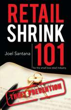 Retail Shrink 101
