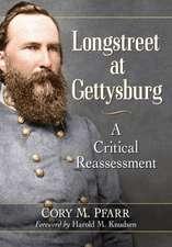 Longstreet at Gettysburg