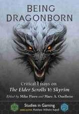 Being Dragonborn